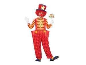 Hoppy the Clown Boy's Costume