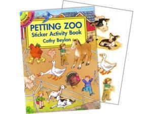 Farm Animals Sticker Book (each) - Party Supplies