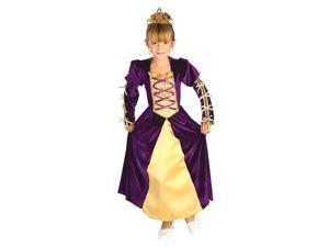 Child Regal Queen Costume Rubies 882048
