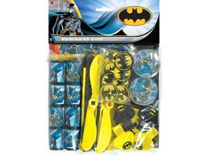 Batman Mega Mix Favor Pack (For 8 Guests) - Party Supplies