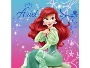 Little Mermaid Luncheon Napkins (16 Count) - Party Supplies