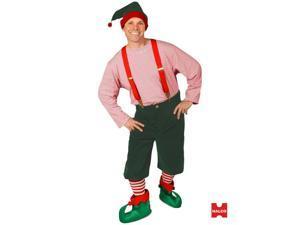 Workshop Elf Men's Costume