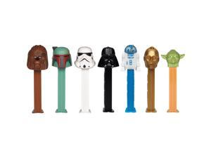 Star Wars Pez Dispenser and Candy Set (Each) - Party Supplies