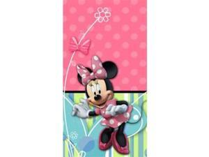 Minnie Table Cover (each) - Party Supplies