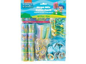 Bubble Guppies Mega Mix Favor Pack (For 8 Guests) - Party Supplies