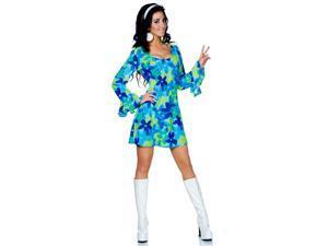 Flower Child Wild Hippie Costume