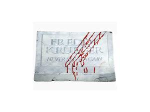 A Nightmare on Elm Street - Foot Stone