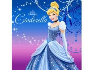 "Cinderella 7"" Luncheon Napkins (16 Pack) - Party Supplies"