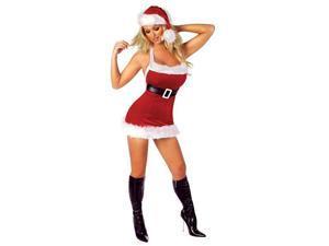 Santa Chic Women's Sexy Costume