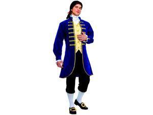 Mens Plus Size Aristocrat Costume