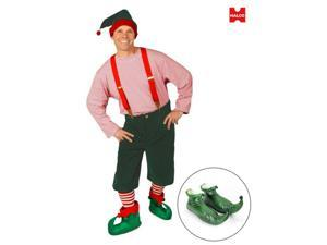 Christmas Elf Costume Kit - Men's Large