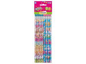 Shopkins Pencils (8 Count) - Party Supplies