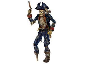 "Jointed Pirate 72"" Skeleton"