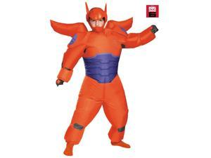 Big Hero 6 Red Baymax Inflatable Costume for Kids