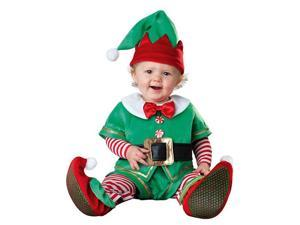 Baby Santas Helper Infant Christmas Elf Holiday Costume Medium