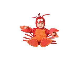 Lil Lobster Infant Toddler Costume