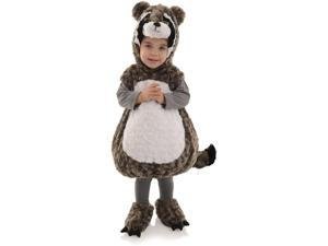 Toddler Raccoon Belly Babies Costume for Toddler