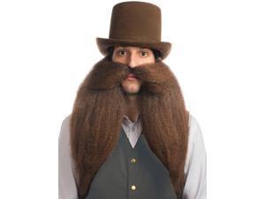 Saloon Keeper Moustache