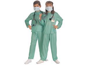 Kid's Emergency Room Doctor Costume