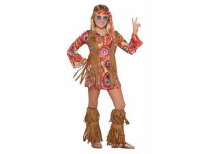 Peace Lovin Hippie Costume for Kids