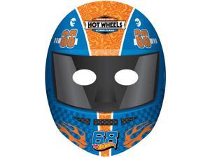 Hot Wheels Wild Racer Paper Masks (8 Count) - Party Supplies
