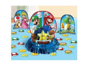 Super Mario Table Decorating Kit - Party Supplies