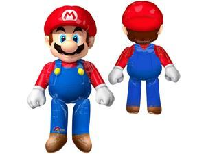 "Mario Brothers 60"" Airwalker Balloon"