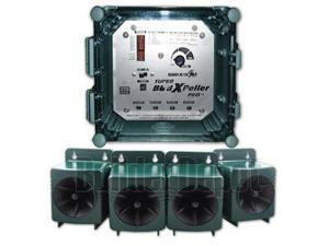 Sonic Bird Rpellr Super Pro1 Bird-X Pest Control SBXP-PRO-1 706069115111