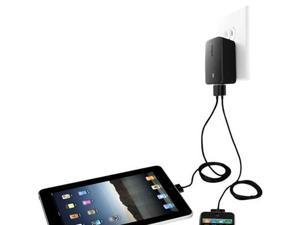Targus APA15US Dual Charger for iPad
