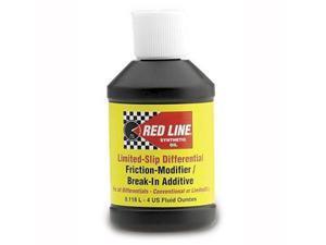 Red Line Oil 80301 Limited Slip Friction Modifier 4 oz.