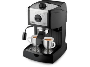 DeLonghi EC155 Pump Espresso Maker Black