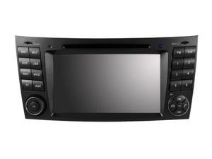 Mercedes Benz 02-08 W211 E320 E350 E500 Dynavin D99 In Dash Double Din Touch Screen GPS Navigation Radio