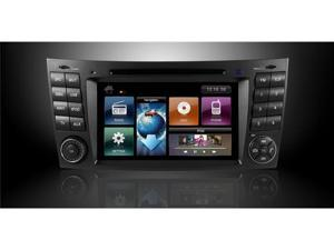 Mercedes Benz 04-10 W219 CLS 500 CLS550 CLS 55 Dynavin D99 In Dash Double Din GPS Navigation DVD iPod Radio