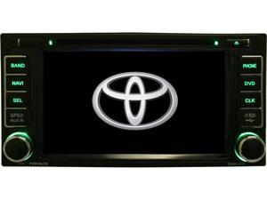Toyota Highlander 02-07 In Dash Double Din Touch Screen GPS Navigation Radio DVD iPod Radio K series 02 03 04 05 06 07