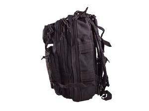 Black Military Tactical Rucksacks Backpack Bag For Hiking Trekking Camping Daily Use