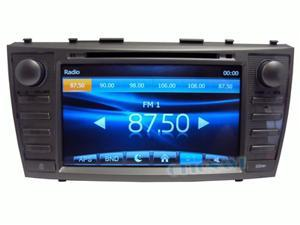 "TOYOTA CAMRY 07-11 IN DASH DOUBLE DIN 7"" LCD TOUCH SCREEN GPS CD/DVD PLAYER BLUETOOTH NAVIGATION MULTIMEDIA RADIO K-series"