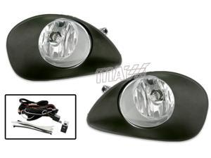 06-07 Toyota Yaris Liftback OEM Fitment Spec Style Fog Lights Harnesses and Bulbs Included