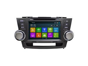 Toyota Highlander 2008-2012 K-Series Navigation System GPS IPOD DVD CD BLUETOOTH IN DASH DOUBLE DIN AUX SD