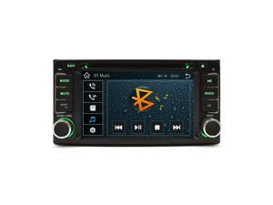 Toyota FJ Cruiser 2007-2012 K-Series In Dash Multimedia Navigation System GPS OE fitment DVD 6.5 in Double Din FM/AM AUX USB SD Bluetooth