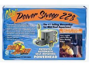 Power Sweep 228 Power Head (Max 270Gph)