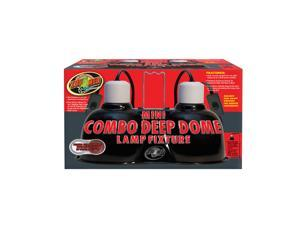 Zoo Med Labs Inc. Fixture Deep Dome Mini Lamp