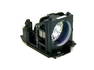 HITACHI DT00691 Generic projector replacement lamp with housing