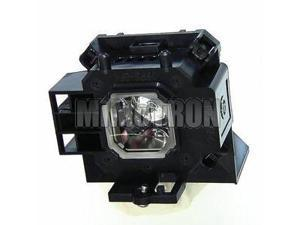 NEC NP07LP Generic projector replacement lamp with housing