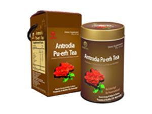 Antrodia Pu-erh Tea Can 5.3 oz of Kinyo (150 grams of Loose Tea Pack)