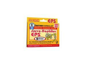 Jarrow Formulas Jarro-Dophilus EPS?? Travel Size,  5 Billion Organisms Per Cap Size: 15 Vegetarian C