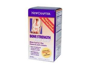 New Chapter, Bone Strength Take Care, 30 Tablets