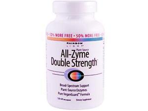 Rainbow Light, All-Zyme Double Strength, 120 + 60 Free Vcaps