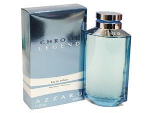 Chrome Legend by Loris Azzaro for Men - 4.2 oz EDT Spray