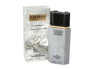 Lapidus Pour Homme by Ted Lapidus 3.33 oz EDT Spray