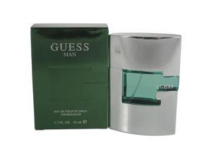 Guess Man by Parlux 1.7 oz EDT Spray